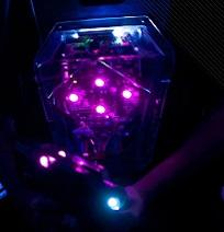 Cinema e Lasertag