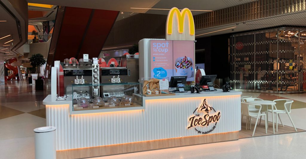 QUIOSQUE ICE SPOT - ALEGRO SETÚBAL - RESTAURANTES, CAFÉS E PASTELARIAS