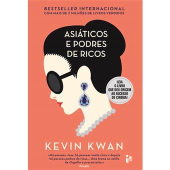 Top 10 Livros: Asiáticos Podres de Ricos Kevin Kwan