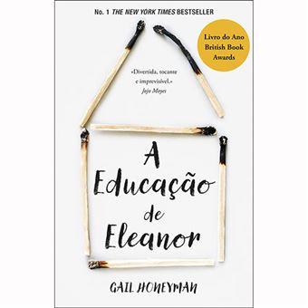 Top 10 Livros: A Educação de Eleanor Gail Honeyman
