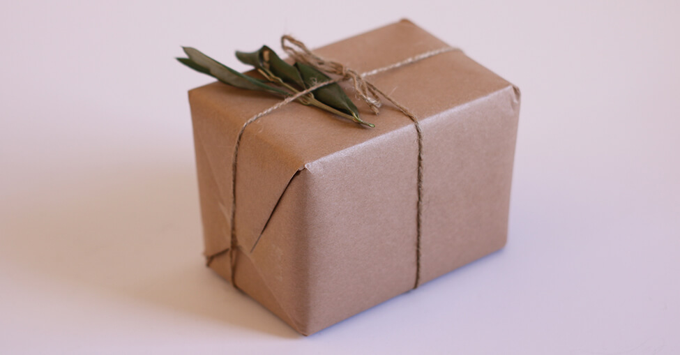 presentes natal sustentáveis