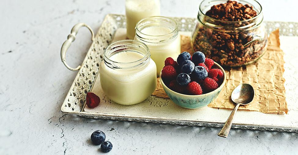 Receita de Iogurte Vegetal de Soja – Let's Talk by Alegro