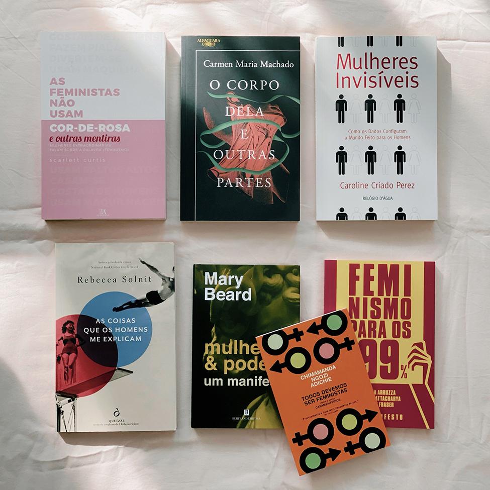 Livros Feministas: Helena Magalhães