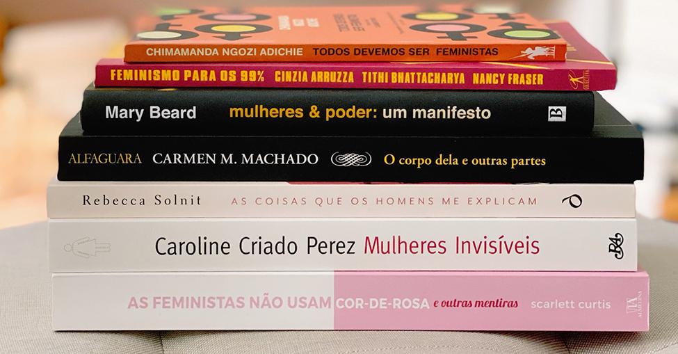 Livros Feministas Que Ajudam a Mudar o Mundo